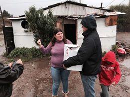 Con turnos de emergencia municipio ayudó a la comunidad