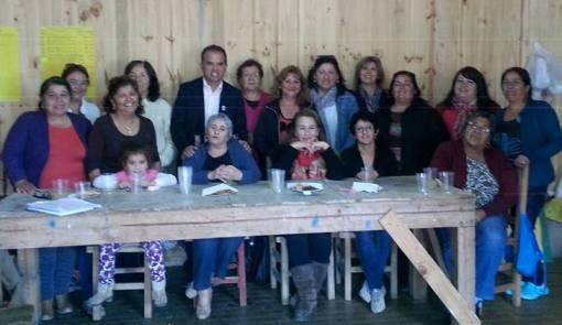 Mujeres, grandes aliadas en la prevención de drogas y alcohol en Pichilemu