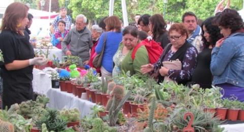 Productos campesinos cautivaron al público en Fiesta Huasa de Rancagua