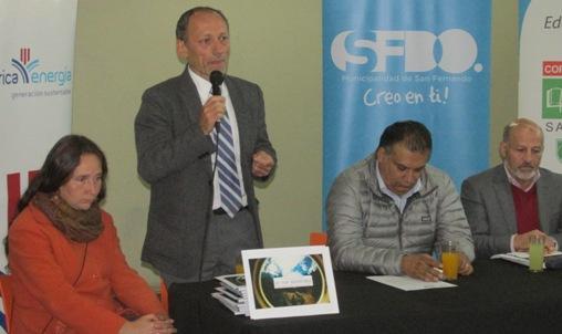 San Fernando y Tinguiririca Energía lanzan renovada  Feria de la Ecología y Sustentabilidad