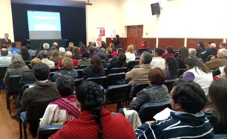 Cuenta pública participativa de  SERNAC O'Higgins