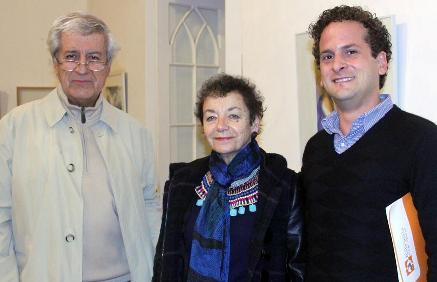 Reconocidos artistas plásticos exhiben sus trabajos en la Casa de la Cultura de Rancagua