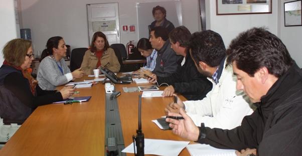 Coordinan medidas de apoyo por corte de agua en Rancagua y Machalí
