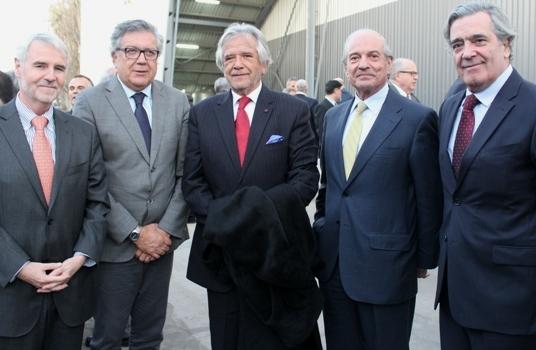 Elecmetal Inauguró Remodelación de Planta en Rancagua