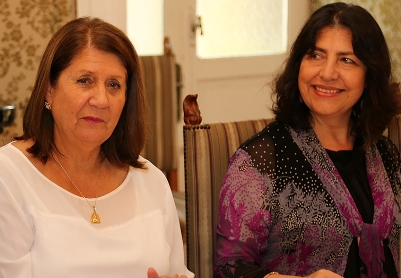 Mujeres líderes de Cachapoal conversaron sobre política y participación