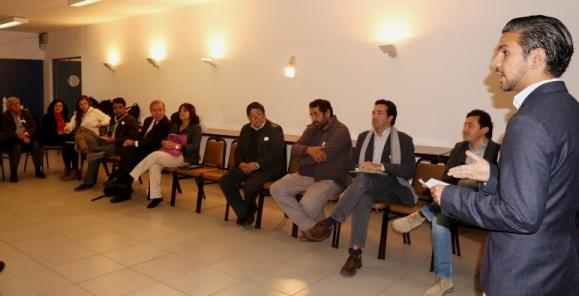 El rol de los extensionistas rurales, tema principal del encuentro foro organizado por RELASER Chile