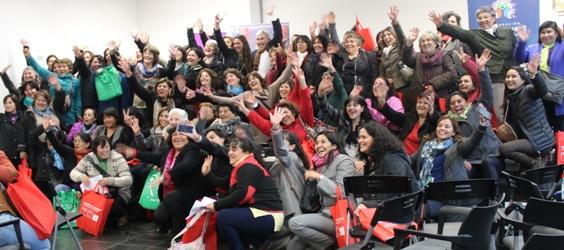 Con gran convocatoria se celebra Tercer Encuentro Mujeres Emprendedoras Área Turismo