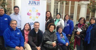 JUNJI O'Higgins entre las cinco regiones que aportarán Para actualizar la Política de Buen Trato de la JUNJI