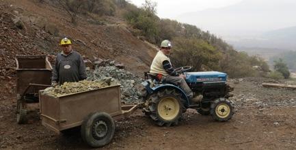 Buscan materializar una Mina Planta Escuela en Chancón