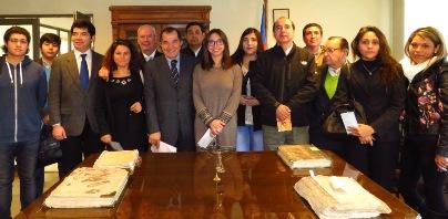 """Corte de Apelaciones de Rancagua conmemora """"Día del Libro"""""""