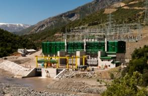 Centrales de Tinguiririca Energía detenidas  por temporal que afecta a la zona