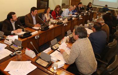 Consejo Regional aprueba  más de 250 millones de pesos para mejoramiento de pavimentación en San Fernando