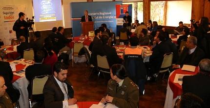 Regiones de Valparaíso, O'Higgins y Maule se unen para prevenir el robo de cables eléctricos