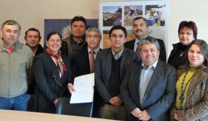 SEREMI de Agricultura y Corporación del Libertador firman acuerdo de cooperación