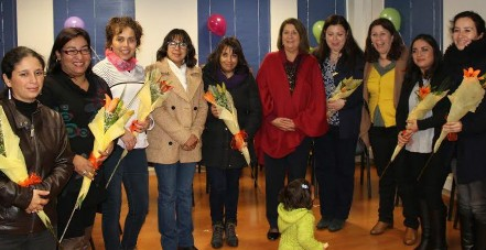 SENAME celebró a las mamás adoptivas junto a sus pequeños en Rancagua