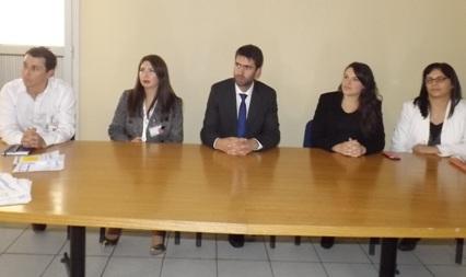 Activa participación de la comunidad en Cuenta Pública Hospital San Vicente