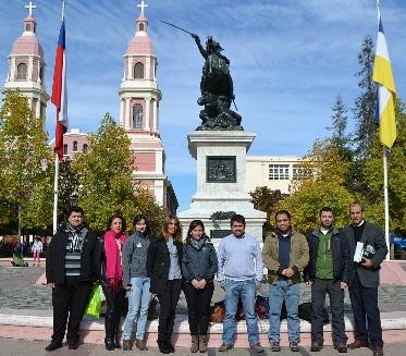 Beneficiosa jornada de trabajo organizada por SERNATUR reúne a Coordinadores de Turismo de la región