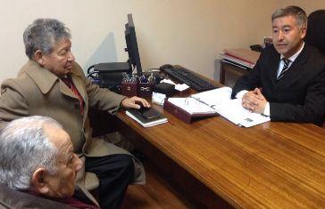 Director regional del SERNAC se reúne con representantes de ACOLI