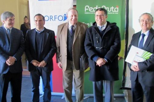 En la región de O'Higgins se abrió  el primer Centro de Extensionismo Tecnológico Agroindustrial
