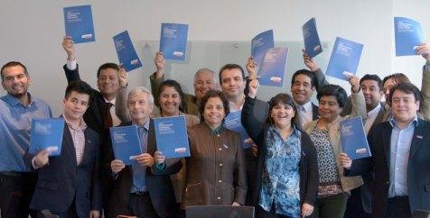 Ministra Aurora Williams y SEREMIS de Minería definen líneas de difusión de las etapas del Proceso Constituyente