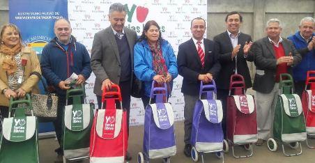 SERCOTEC impulsa Feria Modelo en la comuna de  San Vicente