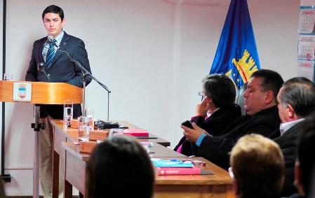 Municipio de Rengo entregó cuenta publica gestión 2015