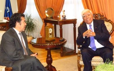 Fiscal Judicial de la Corte Suprema visita jurisdicción Rancagua