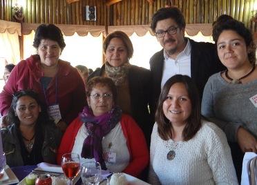 Familias de Cardenal Caro hicieron positiva evaluación  de programa que las apoya para superar la pobreza
