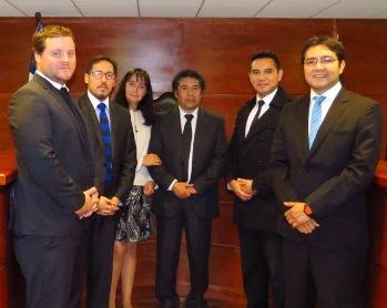 Presidente de la Corte de Apelaciones de Rancagua toma juramento a cinco jueces titulares de la jurisdicción