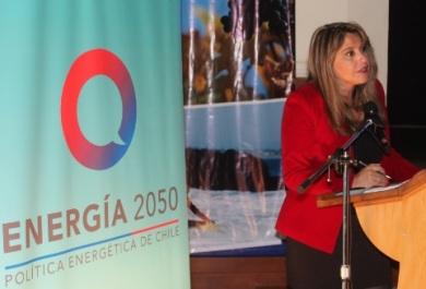 Masiva participación en difusión de política energética 2050