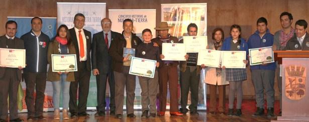 Requínoa recibe premiación y lanzamiento regional de concurso literario centrado en tradiciones campesinas