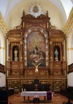 Reconstrucción Iglesia de la Compañía