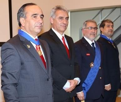 Intendente destaca profesionalismo de la PDI y compromiso con seguridad pública