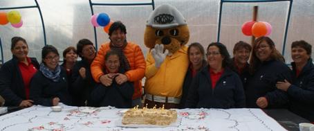 CONAF celebró 40 años de Forestín con actividades en O´Higgins