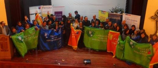 42 establecimientos educacionales de la Región de O´Higgins recibieron su certificación ambiental