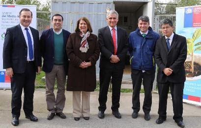 Anuncian gestión para declarar Zona Saturada y Plan de Descontaminación de MP 2,5 para el valle Central de la Región de O´Higgins