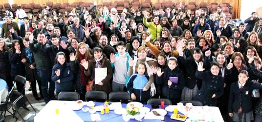 Segundo Dialogo Educativo de Senda convocó a más de 200 personas