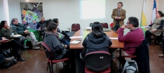 Municipios de la Región de O´Higgins conocieron antecedentes de la nueva Ley de Responsabilidad Extendida del Productor (REP)