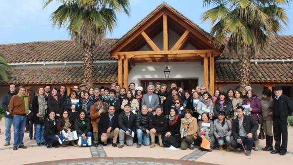 Exitoso Primer Encuentro de Viñateros y Actores Relevantes del Turismo de Cachapoal