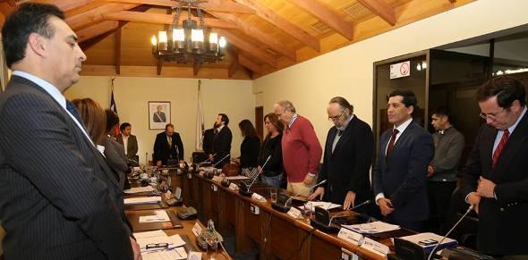 Consejo Regional de O´Higgins aprueba importantes proyectos  sociales para las tres provincias