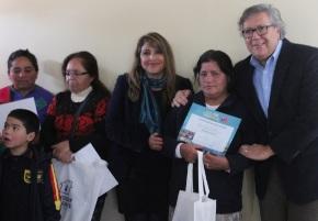 """Familias de Rancagua recibieron """"Kits Eficientes"""""""