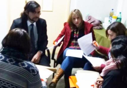 Centro de la Mujer Pichilemu imparte capacitación sobre Violencia de Género