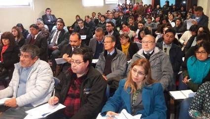 Más de 100 asistentes a charla sobre Ley de Tramitación Electrónica en Corte de Apelaciones de Rancagua