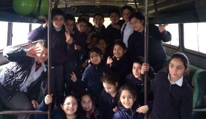 Carabineros hizo posible una innovadora jornada en la escuela Pelequen