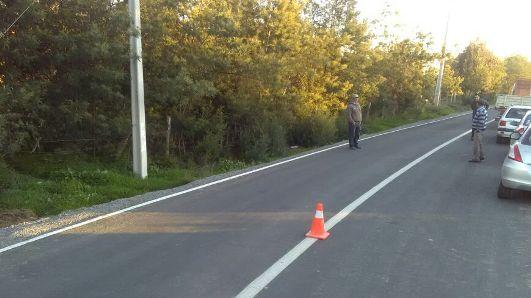 Vecinos de Molineros en Peralillo dejan atrás soledad y aislamiento gracias a nuevo camino básico