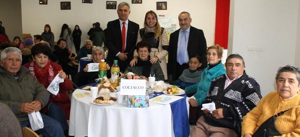 """Tercera Jornada Provincial de """"Vinculos"""", en parque Los Tacos de Coltauco"""