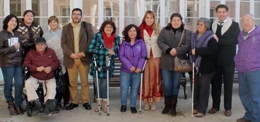 Crean mesa de trabajo para la inclusión laboral de personas en situación de discapacidad de la Región