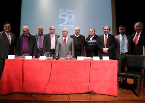 Seminario dio inicio a conmemoración de la Reforma Agraria