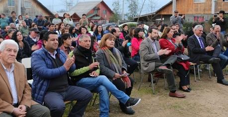 Gobierno Regional entrega alarmas comunitarias a vecinos de Coltauco
