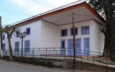 Inauguran centro cultural de Lolol dañado por el terremoto de 2010
